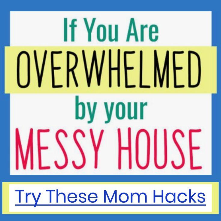 Clutter Control für Mütter – So organisieren Sie Ihre Familie, Ihr Zuhause und Ihr Leben