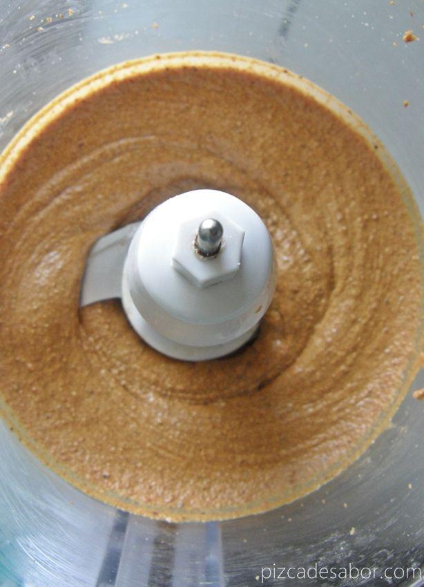 Crema de almendra - Pizca de Sabor