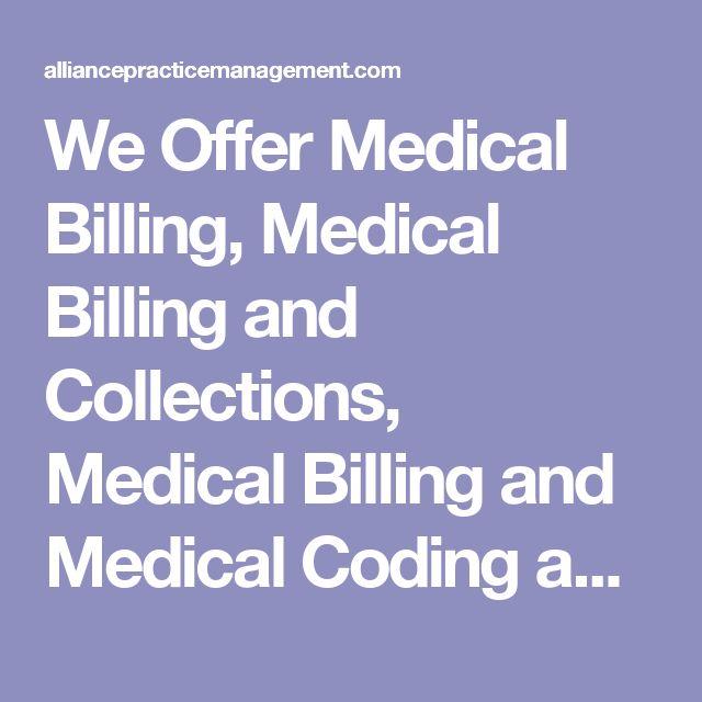 25+ melhores ideias de Medical billing no Pinterest Codificador - manager medico marketing resume