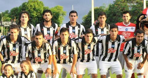 Club Libertad, actual campeón del Fútbol Paraguayo