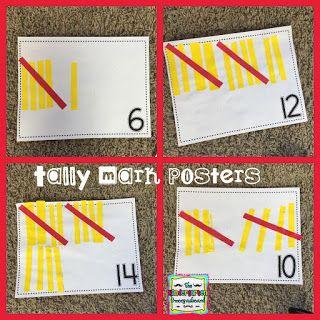1000+ ideas about Tally Marks on Pinterest | Kindergarten math ...