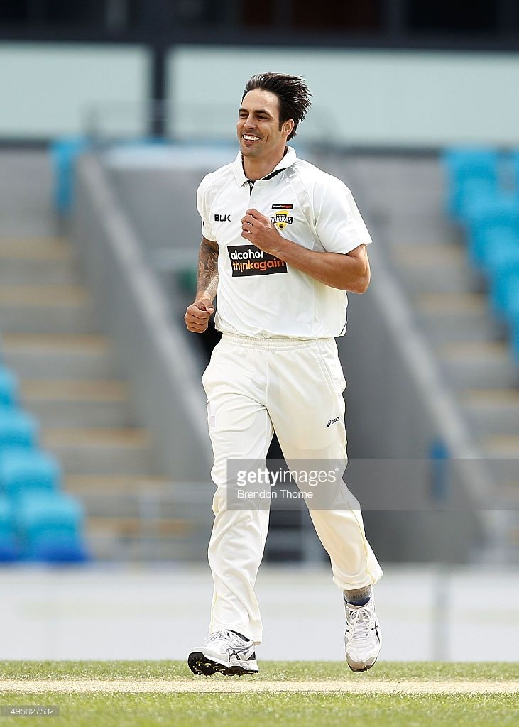 HBD Mitchell Johnson November 2nd 1981: age 34