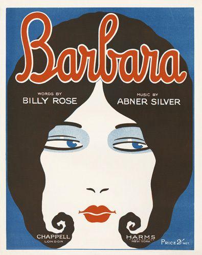 Barbara - Anonymous Prints - Easyart.com