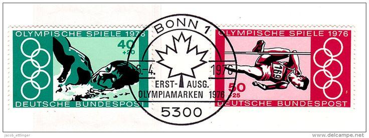 1976 OLYMPICS MONTREAL CANADA OLYMPIAD HOCKEY SWIMMING ATHLETICS ROWING SPORT