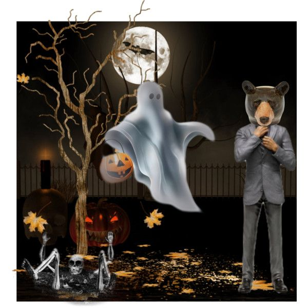 """""""happy halloween"""" by diaparsons on Polyvore"""