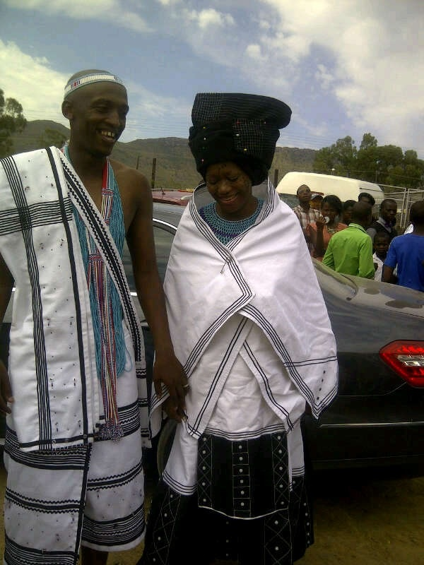 Sakiwe and Yandisa traditional wedding day