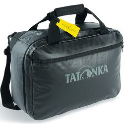 Tatonka Flight 50cm Cabin Bag with Backpack Straps Black T1970