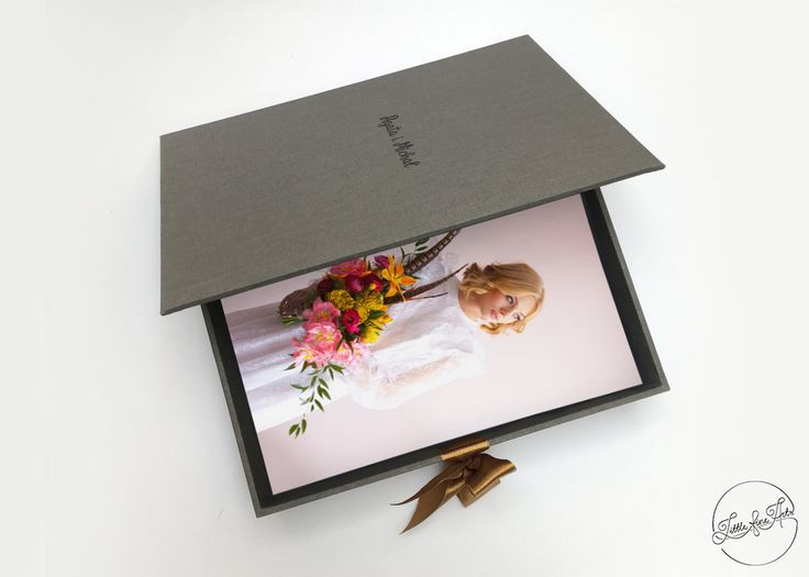 Presentation Box 5x7 13x18cm Single Medium Photo by LittleFineArts