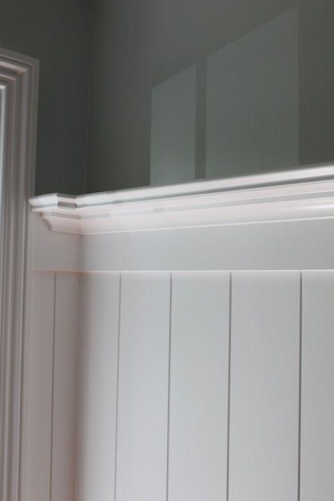 Bathroom Wall Paneling