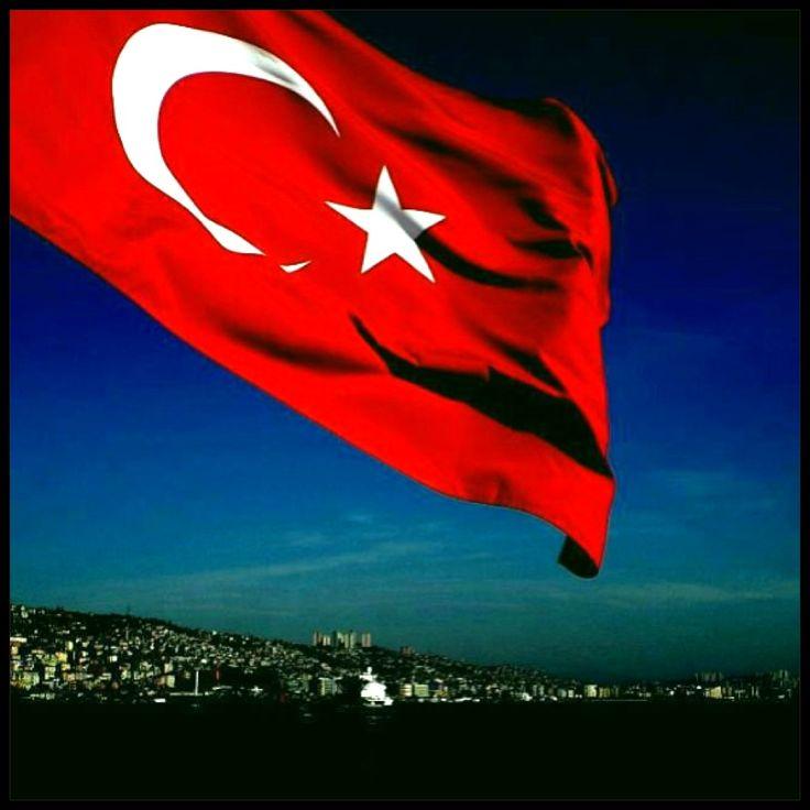 Şanlı Türk Bayrağı.