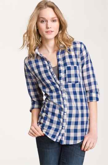 gingham #nordstrom: Clothing, Cotton Shirts, Shirts Junior