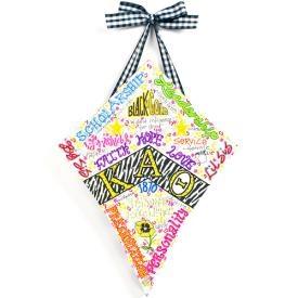 Kappa Alpha Theta ornament! #theta1870