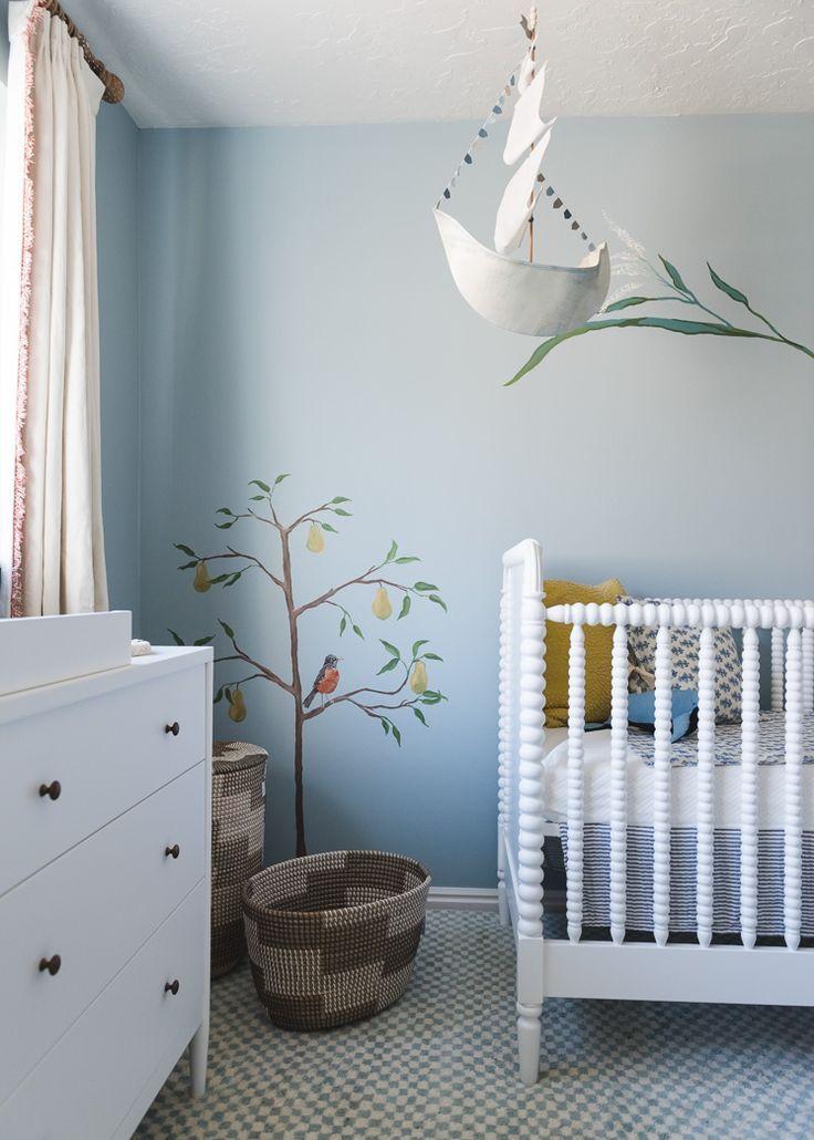 Baby's full nursery reveal