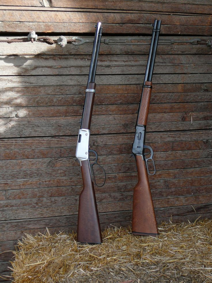 Lever Action Rifle   lever action rifle - Mossberg 464 30-30 and Henry Frontier .22 https://flic.kr/p/B4twqb