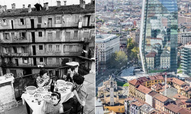 Michele d'Ottavio, Milano, 1970 e 2014