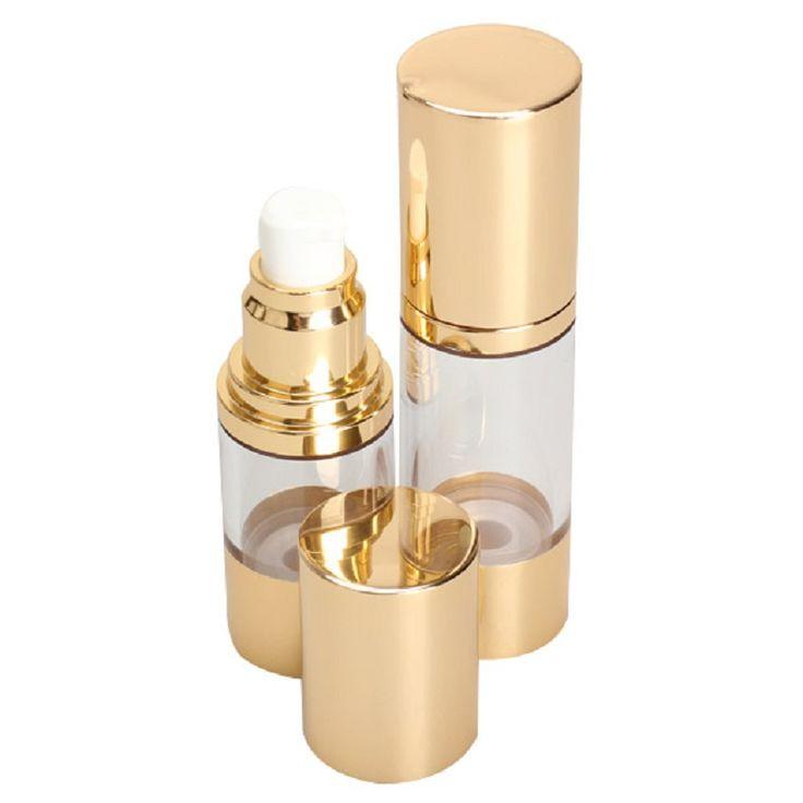 Botella de Perfume Del Aerosol Portable del recorrido de la Muestra Frasco Vacío De La Bomba Botella de Loción de la Esencia Cosméticos Contenedor Rellenable Botellas Vacías