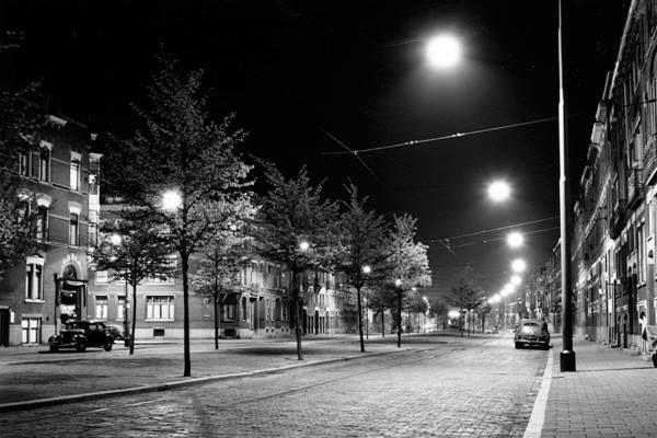 Claes de Vrieselaan Rotterdam (jaartal: 1950 tot 1960) - Foto's SERC