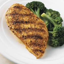 This is a quick (and tasty!) dry rub recipe for grilled chicken. Great if you don't have time to marinate the chicken beforehand.