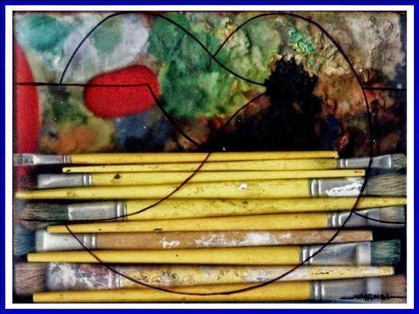MarMel Artista Visual: ARTISTA E ARTESÃO