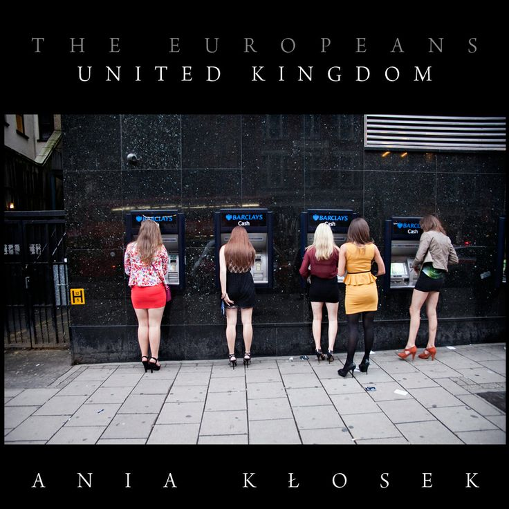 doc! photo magazine presents: The Europeans - United Kingdom - Ania Klosek; doc! #19, pp. 234-253 (248-250)