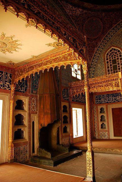Palacio de Topkapi, Estambul, Turquía (1465)