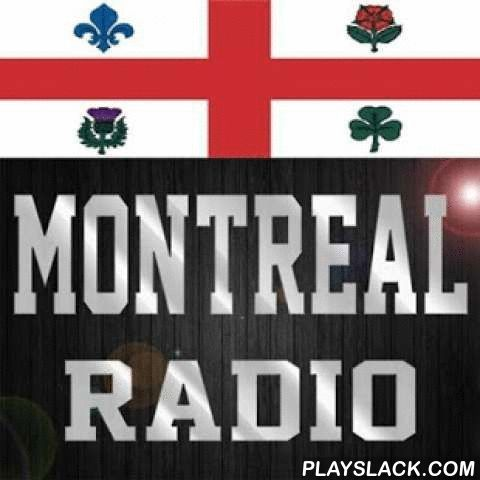 Montreal CAN Radio Stations  Android App - playslack.com , All stations working fine.For every complaint contact us.Channel list:1. CBC Radio One Montreal 88.5 FM 2. CFMB Radio Montreal 1280 AM 3. CHOI 919 Radio X 4. CHOM 97.7 5. CHOU Radio Moyen-Orient 1450 AM 6. CIBL Radio Montreal 101.5 7. CISM 89.3 FM 8. CIUT 89.5 FM 9. CJAD 800 AM 10. CJPX FM Radio Classique 99.5 11. CKUT 90.3 FM 12. CKVL Radio LaSalle 100.1 FM 13. Clubbing Station 14. Lovers Radio 15. Premiere Chaine Montreal CBF 95.1…