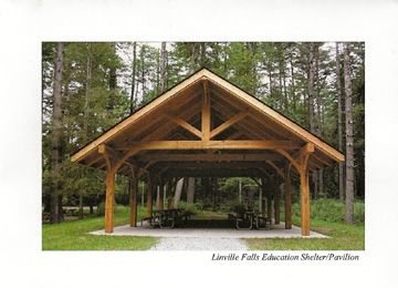 50 best images about picnic shelters on pinterest for A frame shelter plans