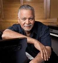 The exceptional pianist and composer Joe Sample original member of the Jazz Crusaders. RIP. ----9/12/14.