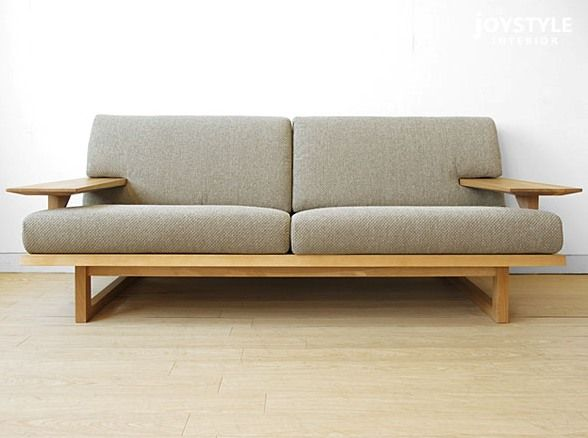 + best ideas about Wooden sofa on Pinterest