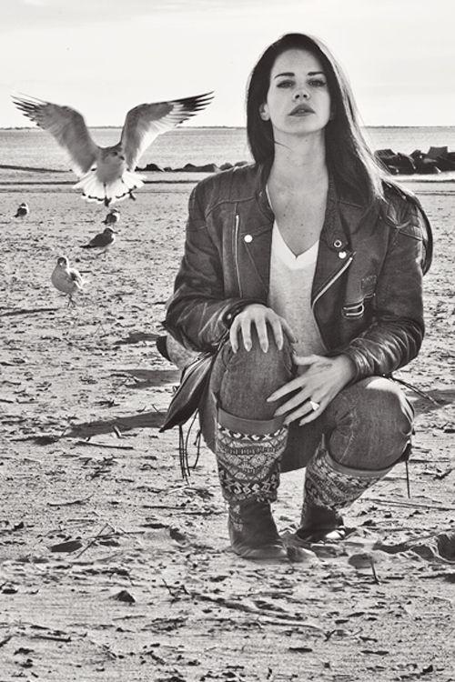 Lana Del Rey by Chuck Grant #LDR