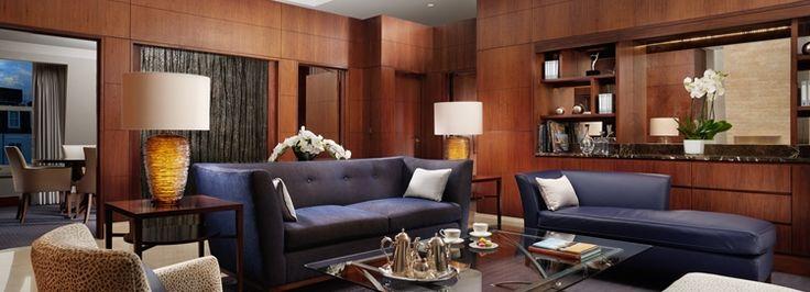 Conrad London St. James Hotel, GB - Conrad Suite Living Area