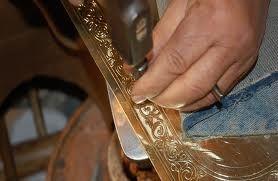 Dinanderie ou art de fabriquer des objets en cuivre