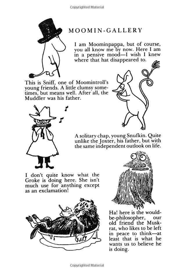 Moominpappa at Sea: Tove Jansson.