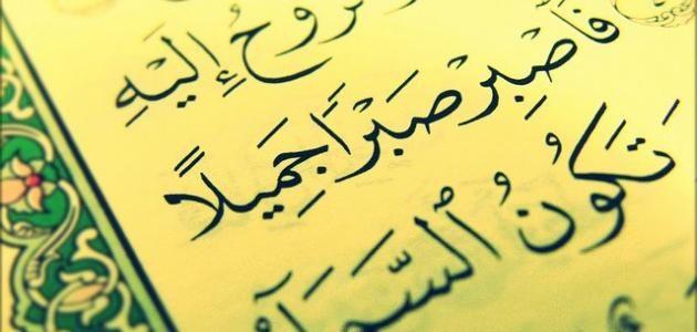 حكم وأمثال عن الصبر الصبر مفتاح الفرج هي أحد الأقوال الشائعة التي تتحدث عن الصبر حيث وعد الله الصابرين على المصائب بالأجر ال Quran Quran Quotes Verses Islam