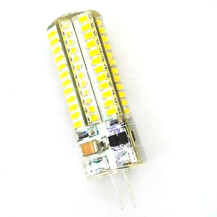 H10  LED Lamp G4  AC220V Bulb   SMD 3014 5W Warm White / White 96leds Light 360 Degree Angle LED Spotlight Bulb