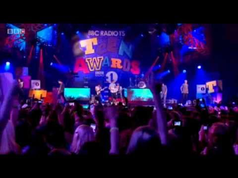 One Direction - Up All Night - Teen Awards