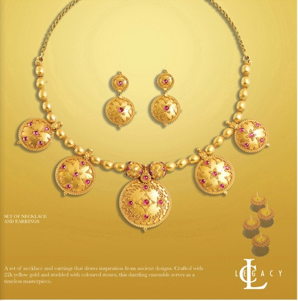 Damas Jewellery - Legacy collection  elegance, grace, and the sheer beauty of Dubai jewellery.