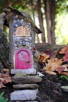 Fairyhouse for the garden