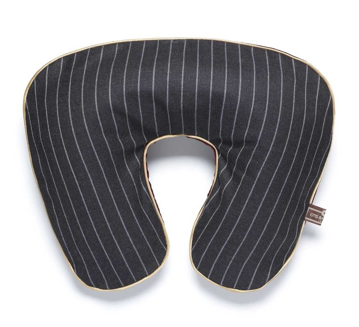 A travel pillow is a good way to make sure you get of the plane as refreshed as you got on.
