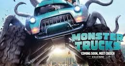 MONSTER TRACK Full Movie