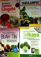 Toko Buku Sang Media : 1. Judul : BUDIDAYA JAMUR LINGZHI  Penulis : Liska...