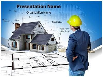 59 best Construction PowerPoint Templates images on Pinterest - construction project plan template