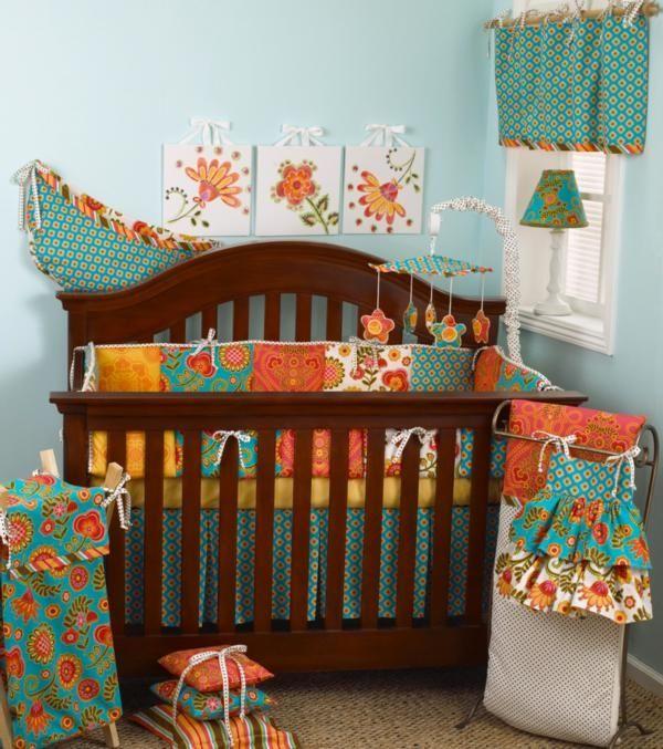 Gypsy Crib Bedding By N. Selby Designs Gypsy Crib Bedding By N. Selby  Designs A Quality Baby Bedding Set Is Essential In Making Your Nursery Warm  And ...