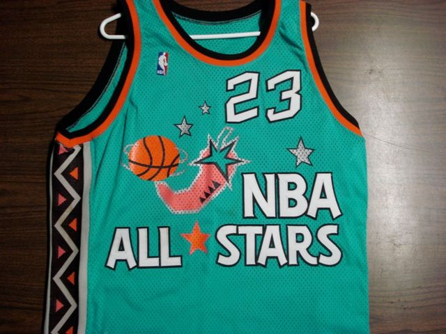 sale retailer 3bc71 52664 ... throwback jersey  96 nba all stars jersey