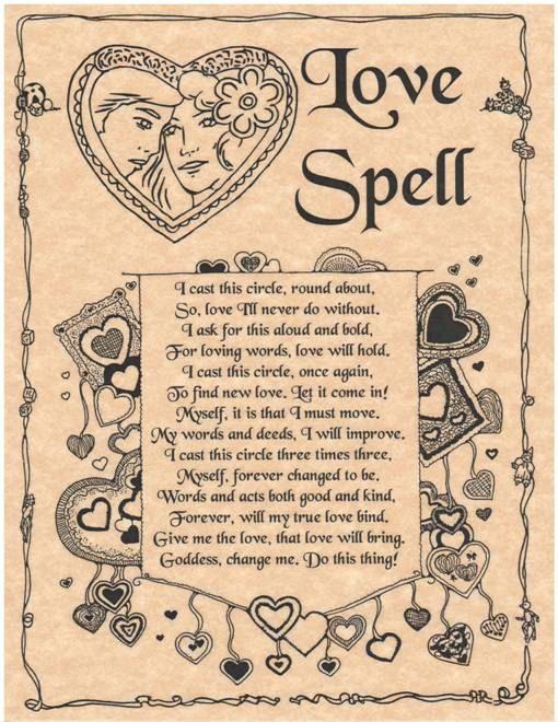 Bos Love Spell