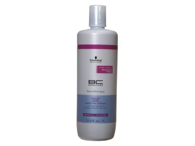Schwarzkopf BC Color Save Sulfate-Free Shampoo