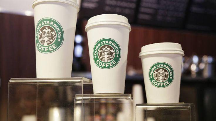 Gráfico mostra quanto o mundo bebe de café na Starbucksopos da rede de cafeterias Starbucks