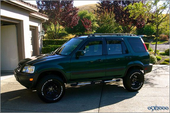 Making a 2002 CRV Offroad capable - HondaSUV Forums ...