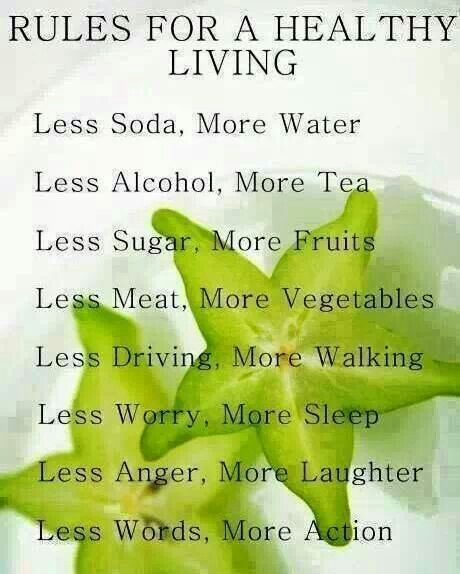 5 Simple Changes For Healthy Lifestyle