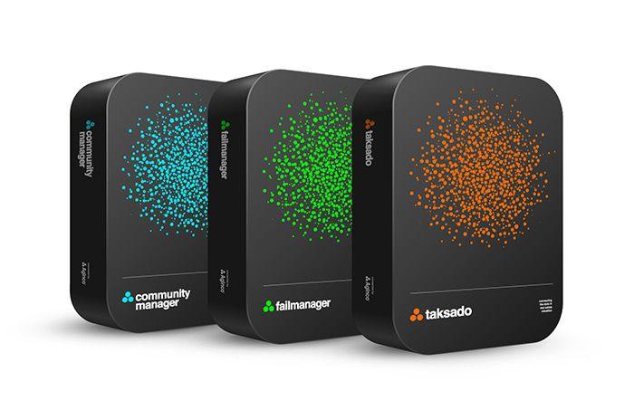 Aginco - Verpakkingen   by Skinn Branding Agency